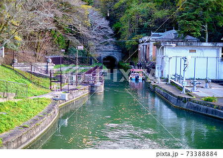 【京都】旧九条山浄水場原水ポンプ室 73388884