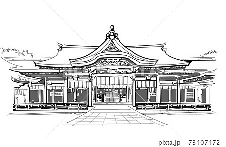 明治神宮-日本の神社 73407472
