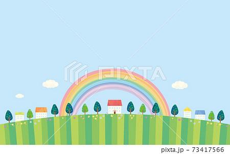 素材-住宅イメージ(2021)3 73417566