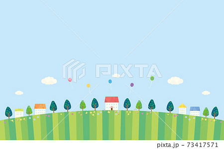 素材-住宅イメージ(2021)5 73417571