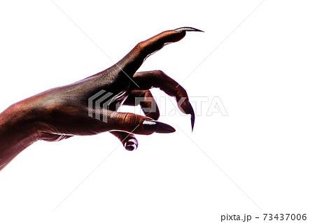 悪魔の手 73437006