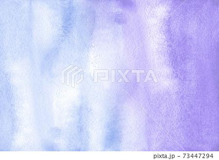 水彩アートグラデーションかすれ背景 73447294