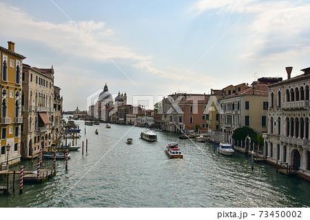 【イタリア】ヴェネチアのカナルグランデ 73450002