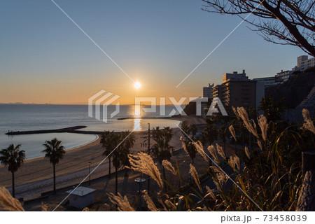夕日がきれいな西浦温泉 パームビーチ 73458039
