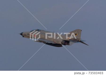 航空自衛隊F-4EJ改ファントムⅡ夕暮れのフライト 73503403