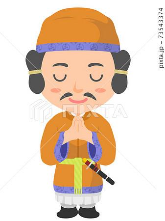 仏教を崇拝する古代日本の貴族 仏教伝来 飛鳥時代 奈良時代 73543374