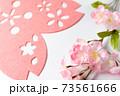 春のイメージ 桜 73561666