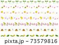 春の飾り線 73579816