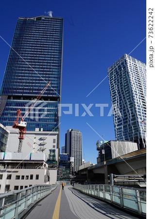 1月 渋谷391渋谷スクランブルスケアと東急東横店南館 73622242