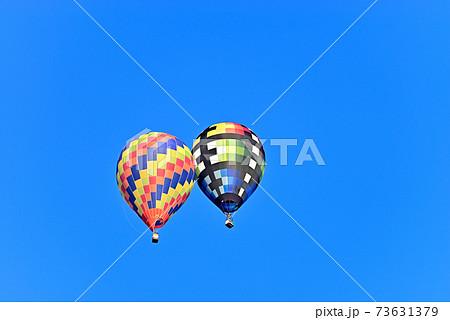 佐賀県 熱気球 73631379