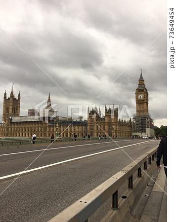 ロンドンの定番観光スポット!!ビッグベン(国会議事堂) 73649454