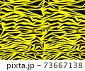 虎柄 グラデーション 73667138