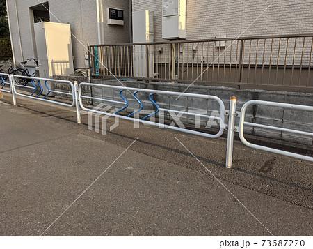 江戸川区のガードレール(ガードパイプ) 73687220