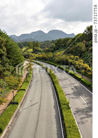 兵庫県の県道570号線 有馬富士公園線 73717758