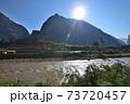 ペルー オリャンタイタンボ遺跡 73720457