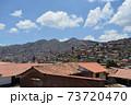 ペルー オリャンタイタンボ遺跡 73720470