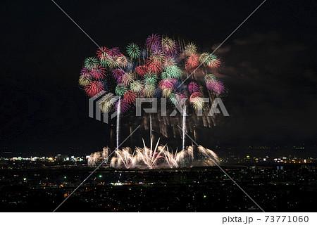 【新潟県】長岡まつり大花火大会 73771060