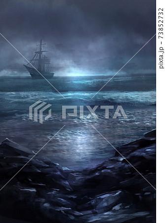 Ghost ship. 73852732