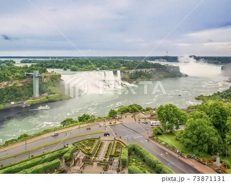 ナイアガラフォールズ ナイアガラの滝 Niagara Falls, Canada & USA 73871131