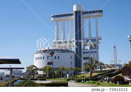 名古屋港ポートビルの景色 73913215