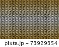 イラスト素材 背景素材 和柄 紗綾形文様 ベクター 73929354