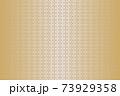 イラスト素材 背景素材 和柄 紗綾形文様 ベクター 73929358