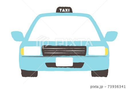 タクシー 73936341