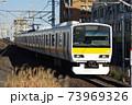 総武本線 各駅231系 4 73969326