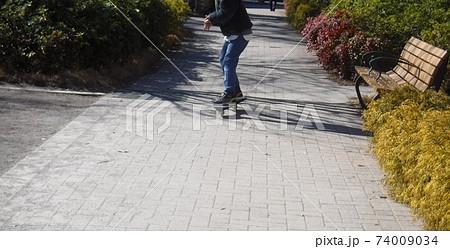 skateboard boy ~スケボー少年 74009034