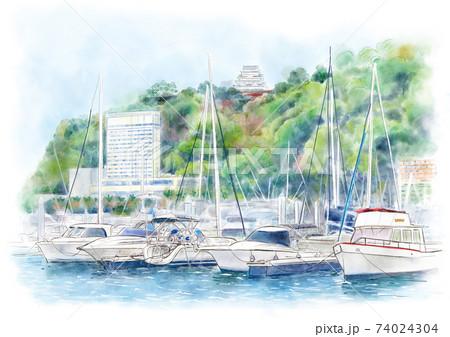熱海の海岸 74024304