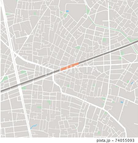 千歳船橋駅 74055093