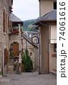 南仏の小さな村 74061616