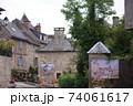 南仏の小さな村 74061617