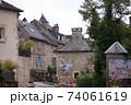 南仏の小さな村 74061619