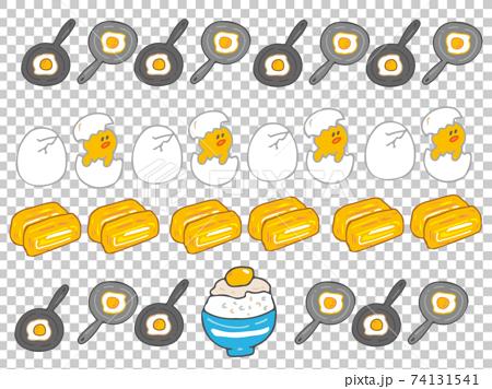 雞蛋盤線裝飾線 74131541