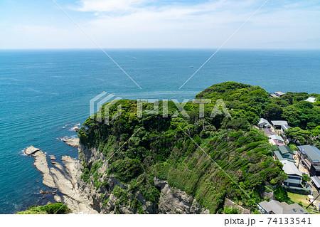 江の島 海食崖 葉山層群 74133541