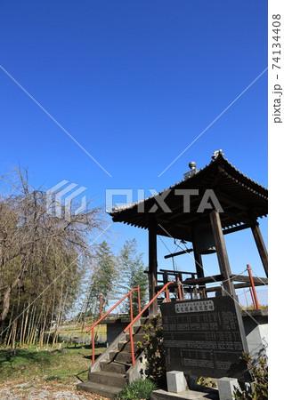 埼玉県比企郡川島町の金剛寺の風景 74134408