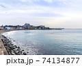 秋谷海岸 74134877