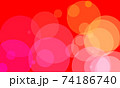 Colorful circle background 74186740