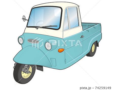 昭和の三輪自動車 74259149