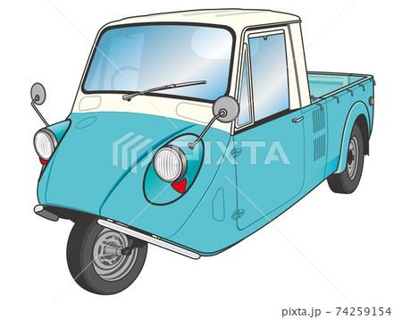 昭和の三輪自動車 74259154