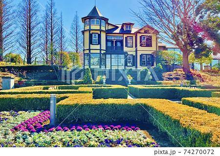 山手イタリア山庭園 外交官の家(旧内田家住宅) 74270072