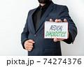 Word writing text Medical Diagnostics. Business 74274376
