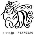 健太専用ネームロゴ干支シリーズ「鳥、酉、とり」 74275389