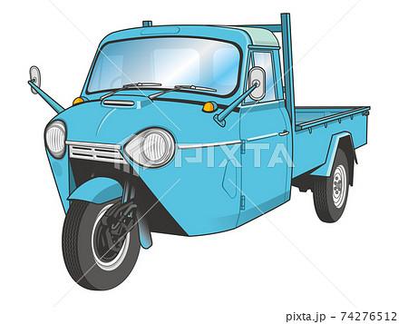 昭和のオート三輪 74276512