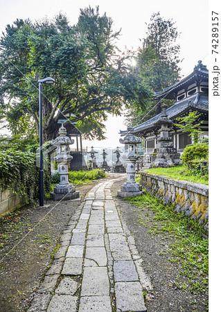 北向観音 境内(上田市) 74289157
