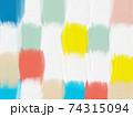 油絵の背景 模様 アブストラクト 74315094