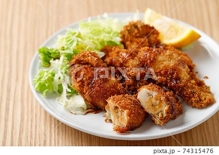 牡蠣フライ 74315476