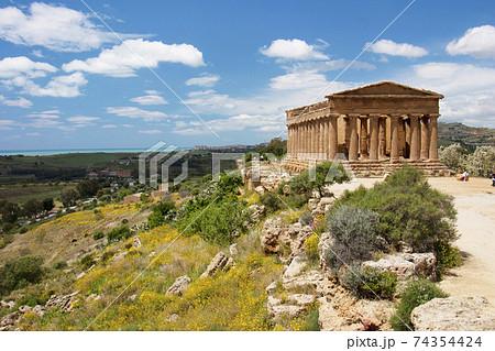 アグリジェントの神殿 74354424