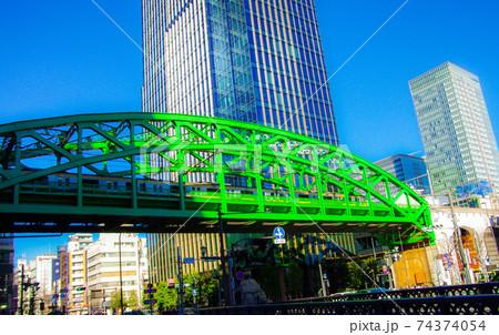 今月も商談前に淡路町付近をカメラを持って散策(昌平橋) 74374054